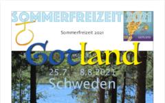 Anmeldung Gotland 2021
