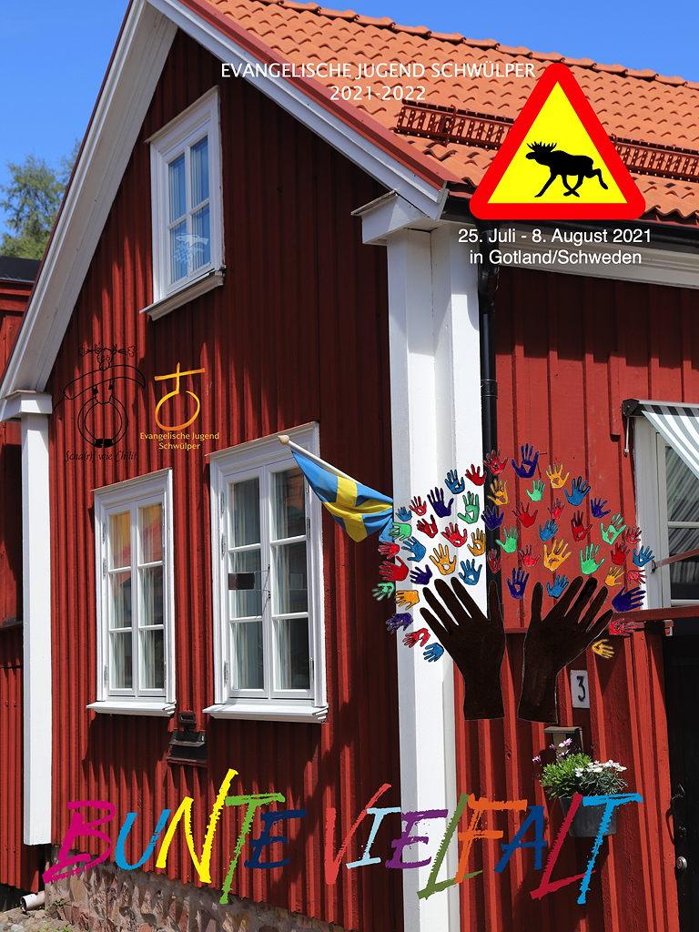 Bunte Vielfalt - in Schweden